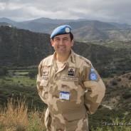 Participación de personal de la ESFA en Misiones de Paz