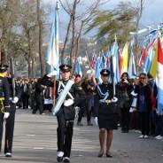 Jura de la Bandera de Aspirantes de Primer Año y Soldados Voluntarios de la G.A.C.