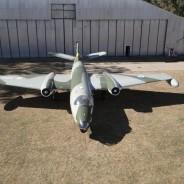 Ampliación de los trabajos de Recuperación y Puesta en Valor del Avión Canberra B-101