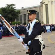 Ceremonia por el 33º Aniversario del Bautismo de Fuego de la Fuerza Aérea Argentina en la I Brigada Aérea