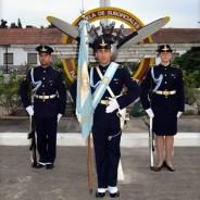 Ceremonia de Entrega de Uniformes a los Aspirantes de Primer Año Pertenecientes a la 93ª Promoción de la Escuela de Suboficiales de la Fuerza Aérea
