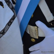 Ceremonia de Juramento a la Bandera Nacional por Parte de los Aspirantes de I Año de la ESFA y Soldados Voluntarios de la Guarnición Aérea Córdoba