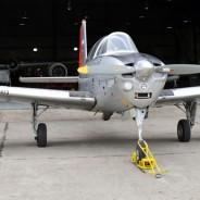 Bienvenido E-023 a la Escuela de Suboficiales de la Fuerza Aérea