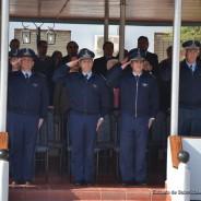 Ceremonia Día del Personal Civil, Docente Civil, el 50 Aniversario de la Banda Militar de Música y  el Cambio de Suboficial de Unidad