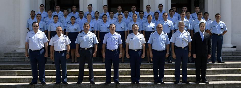 Centro de Formación Técnica Reconocido, Egreso VI Curso de Certificación de las Especialidades Mecánico Mantenimiento Aeronaves Militares y Mecánico Mantenimiento de Aviónica de Aeronaves Militares