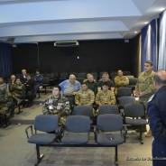 Evaluación de competencias profesionales de Soldados Voluntarios de la Guarnición Aérea Córdoba
