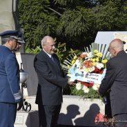 XXXV Ceremonia Conmemorativa Del Bautismo De Fuego De La Fuerza Aérea Argentina En La Guarnición Aérea Córdoba