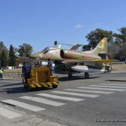 Preparativos Día de la Fuerza Aérea Argentina