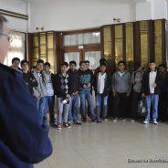 Alumnos de Distintas Partes del País Visitaron la ESFA