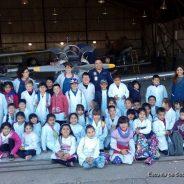 """Alumnos del Colegio """"Juan María Gutierrez"""" Visitaron la ESFA"""