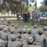 Instrucción a Cadetes de la Escuela de Aviación Militar