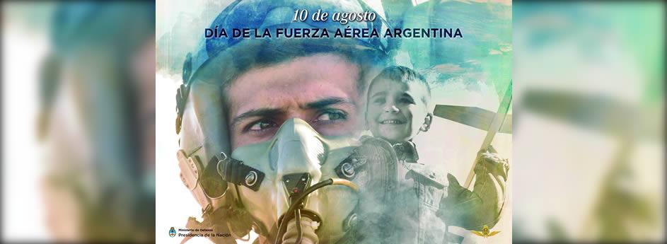 10 de Agosto – Día de la Fuerza Aérea Argentina