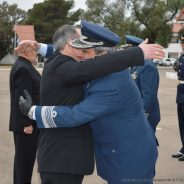 Ceremonia de Despedida de Suboficiales Mayores y Principales que Pasaron a Situación de Retiro