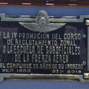 35 años de Ingreso de la IV Promoción de Reclutamiento Zonal