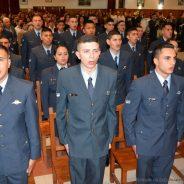Ceremonia de Egreso del IX Curso de Certificación de Mecánicos en Mantenimiento de las Especialidades Mecánica Aeronáutica y Electrónica