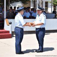 Puesta En Funciones Del Nuevo Director De La Escuela De Suboficiales De La Fuerza Aérea