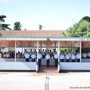 Puesta En Funciones Del Subdirector Y Jefes De Grupo De La Escuela De Suboficiales De La Fuerza Aérea