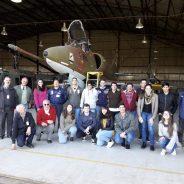 Visita de la UNC a la Escuela de Suboficiales de la Fuerza Aérea Argentina