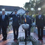 37º Aniversario del Bautismo de Fuego de la Fuerza Aérea Argentina