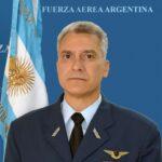 Jefe de Grupo Aspirantes Comodoro D. Roberto Francisco SARAVIA