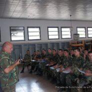 """Inicio del Curso de Promoción de Soldados Voluntarios a Cabos """"EC"""""""