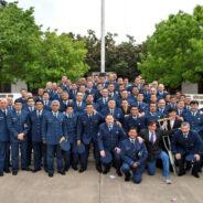 Bodas de Oro y Plata en la Escuela de Suboficiales de la Fuerza Aérea