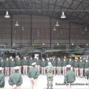"""Visita de la Escuela de Suboficiales de Gendarmería Nacional """"Cabo Raúl Remberto Cuello"""""""