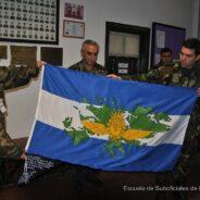 Donación de Banderas
