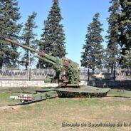 Restauracion y Puesta en Valor del Cañon Antiaereo M1 A1 L50 de 90mm