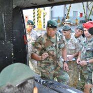 Entrenamiento de Comandos del Ejercito Argentino