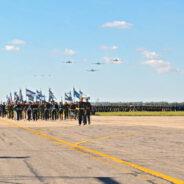 Ceremonia conmemoración Conflicto del Atlantico Sur
