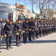 Jura de la Bandera en la Ciudad de Marcos Juárez