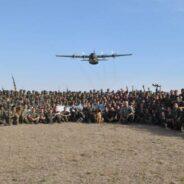 Ejercicio operativo La Cruz II 2010
