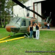 Visita del Centro de Educación Técnica Nº 13 de Choele Choel – Río Negro